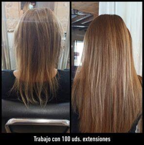 extensiones de pelo en Palma de Mallorca