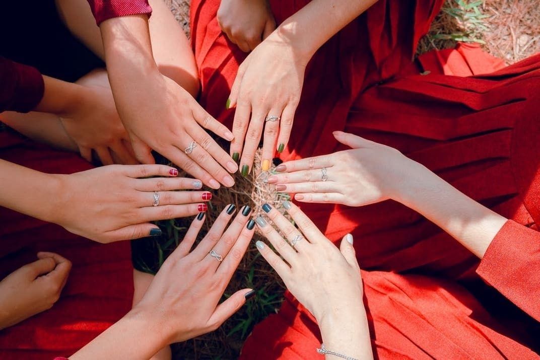 manos y uñas perfectas